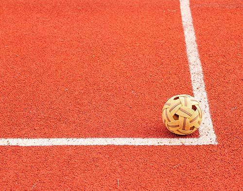 pavaj terenuri de sport fotball