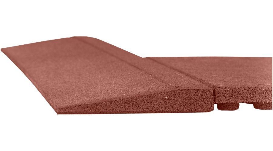 ReFlex Rampa din cauciuc rosu 2