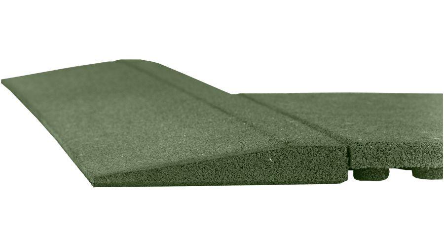 ReFlex Rampa din cauciuc verde 2
