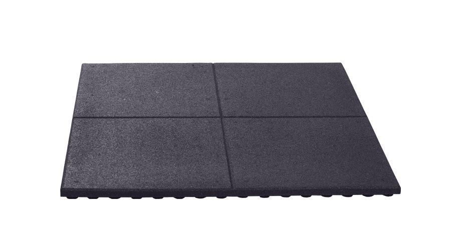 pavaj protector grand reflex 3cm negru 100x100