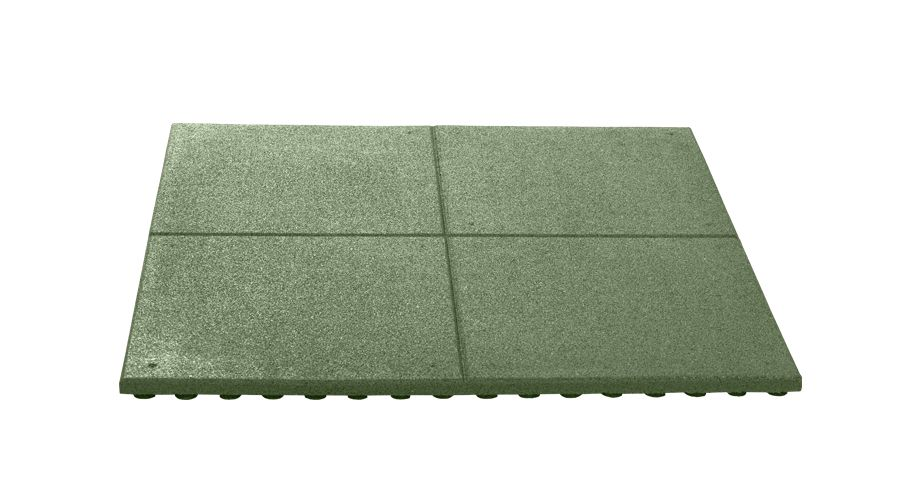 pavaj protector grand reflex 4cm verde 100x100