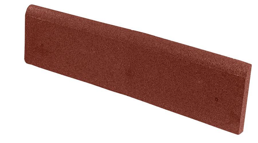 reflex bordura cauciuc rosu 4cm 100x25